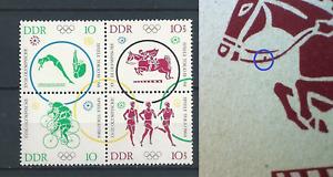 DDR Olympische Sommersppiele Tokio MNR 1041 f41 nach Richter  postfr