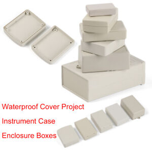 Waterproof Cover Project Instrument Case Enclosure Boxes Electronic Project Box
