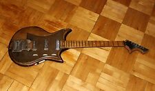 Vintage and Rare Guitar Samopal USSR Soviet handmade CCCP electric guitar