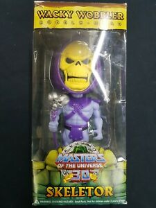 Skeletor Wacky Wobbler Funko Masters of the Universe 2012 Out of Print MOTU