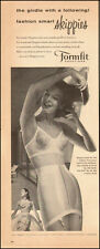 1950's Formfit`Girdle`sexy pin-up style model-Vintage Ad