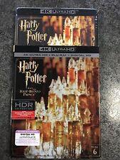 Harry Potter & The Half Blood Prince 4K Ultra HD Blu-ray