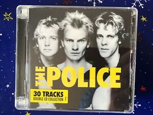 Greatest Hits - The Police - 2 Disc CD