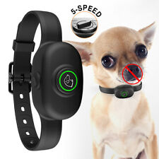 Dog Shock Collar Remote Waterproof Rechargeable Small Large Dogs Training Collar