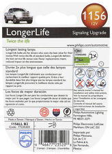 Back Up Light Bulb-LongerLife - Twin Blister Pack Philips 1156LLB2