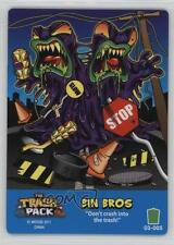 2011 The Trash Pack Trading Card Game Base #005 Bin Bros Gaming 1t5
