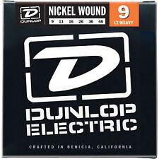 Dunlop Guitarra Eléctrica Cuerdas Light (9 - 42) - Nuevo!