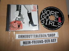 CD Punk Gore Gore Girls - Get The Gore (14 Song) BLOODSHOT -cut out-