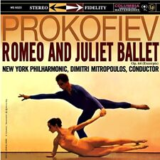 COLUMBIA - MS 6023 - PROKOFIEV - ROMEO & JULIET BALLET - MITROPOULOS