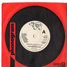 "Olivia Newton John - Hopelessly Devoted To You 7"" Sgl 1978"