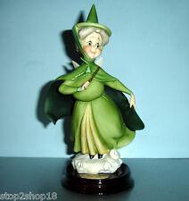 Giuseppe Armani Disney Sleeping Beauty FAUNA Figurine #0609C New In Box