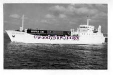 pf4404 - Norfolk Line Ferry - Duke of Holland , built 1969 - photograph