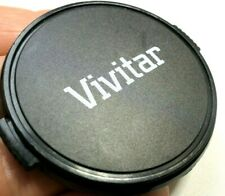 Vivitar 52mm Front Lens Cap snap on type for 100mm f3.5 macro 50mm f1.7