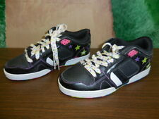 Osiris NYC 83 Low Black With Stars Shoes (Men��s SZ 7) (Women's 8--8.5) EUR 39.5