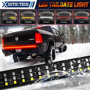 """For Dodge Ram 5 Function 60"""" 432LED Truck Strip Tailgate Light Bar Reverse Brake"""