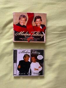 Modern Talking Back for good CD Limited France