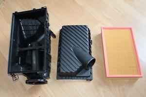vw G60 AIR INTAKE BOX new - with air filter- Golf MK2 GTI Rallye Corrado G-Lader