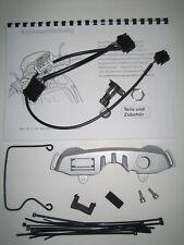 Original Satz Bordsteckdose Steckdose BMW F650CS Scarver kit retrofit socket new