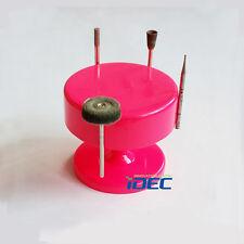Dental Lab magnetic bur stand Dental prophy Brush cup holder 1PC