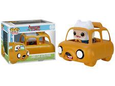 FUNKO POP VINYL RIDES ADVENTURE TIME JAKE CAR WITH FINN FIGURE & RIDE BRAND NEW