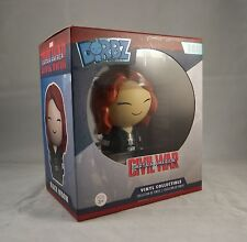 VINYL SUGAR DORBZ Captain America Civil War Black Window no.108
