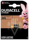 Duracell Fotobatterie 28L 2CR1/3N 6V, 1er Pack