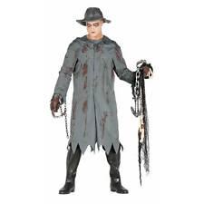 Deadly Premonition Adulto Chubasquero Asesino Disfraz De Halloween Disfraz