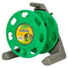 Hozelock Green Freestanding Hose Reel Only 30m with 1 Hose End Connector