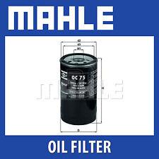Mahle Oil Filter OC75 - Fits Porsche - Genuine Part