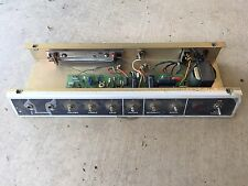 Vintage 1970's Gibson CMI G-35  Guitar Amp Amplifier Chasis for parts