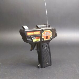 Vintage Radio Shack Red Blaster Remote Controller 27 MHZ