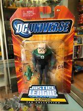 """Kilowog DC Universe Justice League Unlimited Action Figure 4.5"""" Fan Collection"""