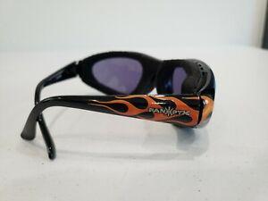Panoptx cyclone POLARIZED Sunglasses | Flames Used
