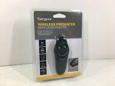 Targus Wireless Presenter with Laser Pointer AMP16US