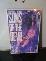 SONS OF THE DEVIL #8 IMAGE COMICS  BAGGED BOARDED