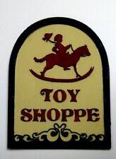 CHM - Toy Shop Sign Kit