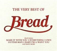 The Very Best Of Bread 5053105134229 CD