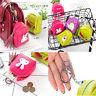 Fashion Women PU Leather Zip Wallet Bag Coin Purse Mini Satchel Pouch Key Ring
