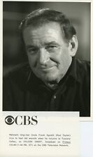 ROD TAYLOR PORTRAIT FALCON CREST ORIGINAL 1988 CBS TV PHOTO