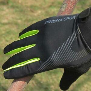 Cycling Gloves For Men And Women Full Finger Bike Mittens Summer Outdoor Sports