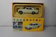 VANGUARDS FORD ZEPHYR 4 MKII LIME GREEN 1:43