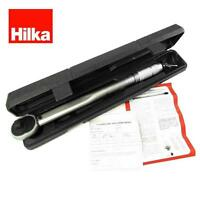 "HILKA TOOLS 1/2"" Drive 28-210Nm Micrometer Torque Wrench Satin Calibrated   NA10"