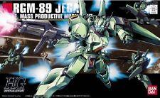 Gundam 1/144 #097 HGUC Universal Century Jegan Model Kit Bandai