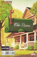 The Vision #2!   Marvel Comics!