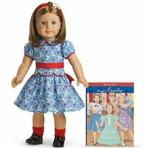 AMERICAN GIRL DOLL EMILY EXCELLENT CONDITION WITH EXTRAS