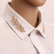 Trendy Brooch Jewelry Leaf Pins Brooches for Men Leaves Large Brooch Pins