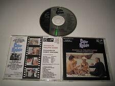 CESAR ET ROSALIE/SOUNDTRACK/PHILIPPE SARDE(PEMA/SLCD-1003)CD ALBUM