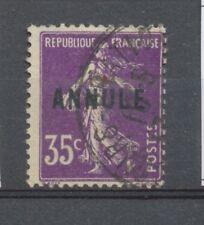 COURS D'INSTRUCTION N°142CI1 35c violet foncé  W545