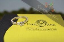 Echtschmuck aus mehrfarbigem Gold mit Rahmengröße 53 (16,8 mm Ø) Diamant
