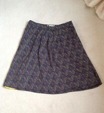 SEASALT LADIES SKIRT, SIZE 10, PALMERS SKIRT WITH ZESTY LIME GREEN LINING